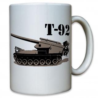 T92 US United States Artillery Panzer Selbstfahrlafette Geschütz - Tasse #12371