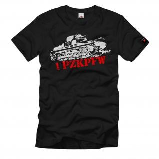 Panzerkampfwagen 1 PzKpfw leichter Panzer Wh T Shirt #154