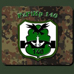 Pzpikp 140 Panzerpionierkompanie 140 Bundeswehr Militär Mauspad #5741