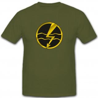 Militär Kommunikation Polnische Armee Polen wojska lacznosci - T Shirt #3711