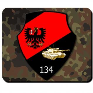 Deutschland Bundeswehr Panzer Leo 1a1 Bw Pzbtl 134 PzBtl 134- Mauspad #6402