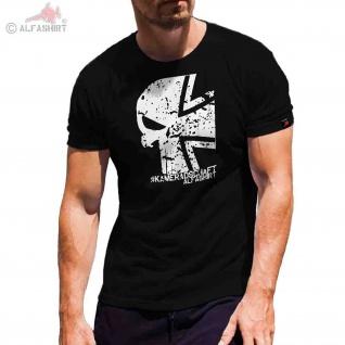 Bundeswehr Punisher Kameradschaft T-Shirt #31215