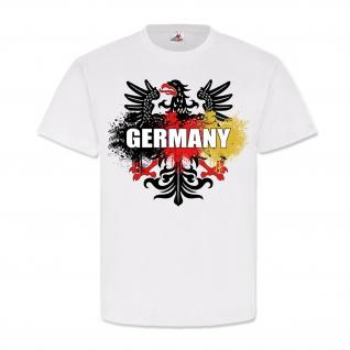 Germany 2018 Nationalmannschaft Fußball Deutschland schwarz rot gold #25168
