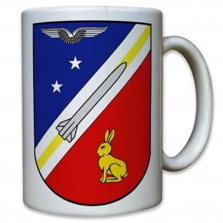 Wappen Flarak Batterie Bundeswehr BW - Tasse Kaffee Becher #11811