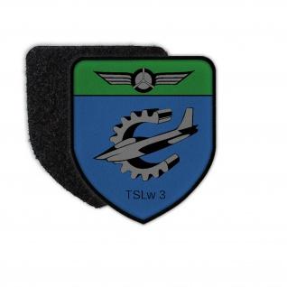 Patch TSLw 3 Aufnäher Klett Technische Schule Luftwaffe Faßberg #31287