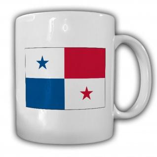 Republik Panama Fahne Flagge Kaffee Becher Tasse #13853