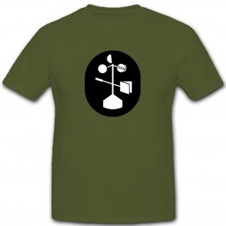 Meteorologischer Dienst Abzeichen NVA DDR Militär - T Shirt #7931