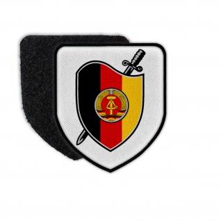 Patch Stasi MfS-DDR Staatssicherheitsdienst Ostalgie NVA Ministerium #33345
