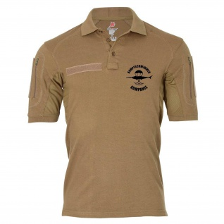 Tactical Poloshirt Alfa - Kampfschwimmer Kompanie Marine Elite Schwimmer #18990