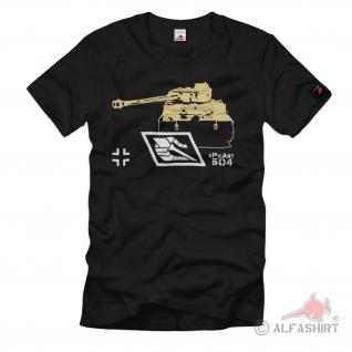 schwere Panzer Abteilung sPzAbt 504 Feldherrnhalle Tiger Panzer Abzeichen #1276