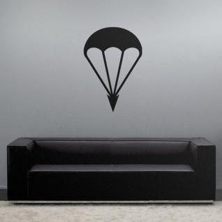 Fallschirmjäger Armee Heer Wappen Abzeichen Emblem Wandtattoo 45x65cm #3934