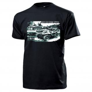 Ardennenoffensive 44-45 Kettenkrad Schwimmwagen Offensive T Shirt #15620