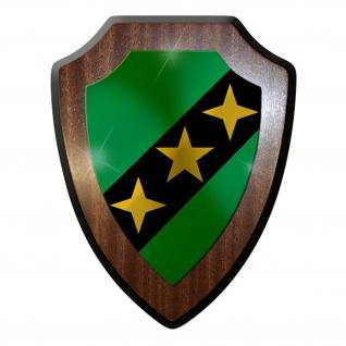 Wappenschild / Wandschild / Wappen - PzGrenBtl 202 Panzergrenadierbataillon#6985