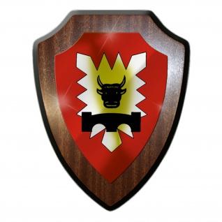 PiKp 510 Pionierkompanie BW Einheit Soldat Militär Wappen Wandschild #27307