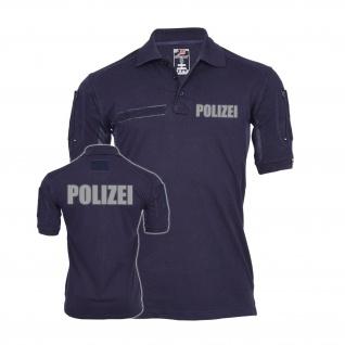 Tactical Polo Polizei reflektierend Kommissar Streife Behörde Uniform #22269db