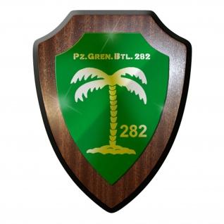 Wappenschild / Wandschild / Wappen - PzGrenBtl 282 Panzergrenadierbataillon#6990
