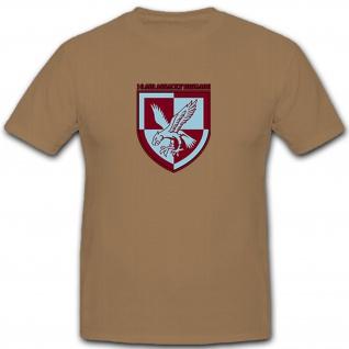 16AAB Air Assault Brigade England Wappen Abzeichen - T Shirt #11160