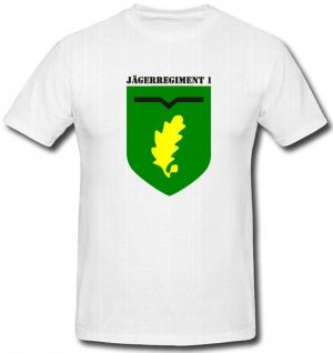 Jägerregiment 1 Heer Deutsches Deutschland Infanterieverband Jäger Regiments#530