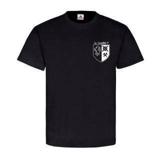 6 InstBtl 7 Instandsetzung Bataillon Wappen Kompanie Abzeichen T Shirt #19723 - Vorschau 1