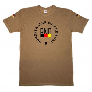 BW Tropen Bundesnachrichtendienst Deutschland original Tropenshirt TL#14668