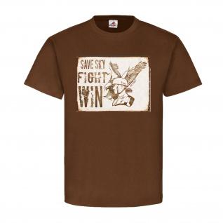 Save the Sky Fallschirmspringer WH Deutschland Sieger Kampf Adler #22089