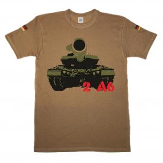 BW Tropen Leopard 2 A6 Panzer Bataillon Leo Einheit Kompanie original #14533