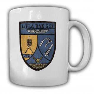 1 FlaRakG 37 Staffel Flugabwehrraketengeschwader Belum Wappen Tasse #15607