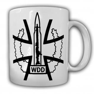 WDD Wir dienen Deutschland Bundeswehr Kameradschaft BW Becher Tasse #26165