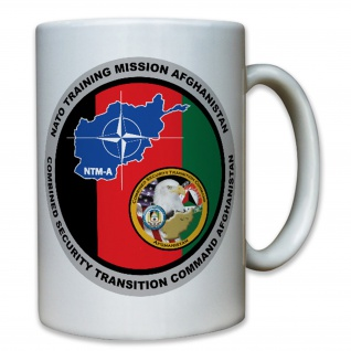 Nato Training Mission Afghanistan Combined Security Transition Ntm- Tasse #7872