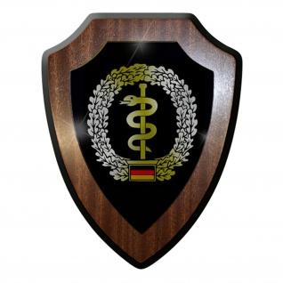 Wappenschild / Wandschild -Sanitäter Deutschland Bundeswehr Emblem#7429