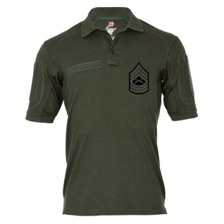 Tactical Poloshirt Alfa Master Sergeant United States Marine Corps USA #19043
