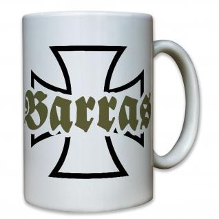 Barras Wehrpflicht Militär Bundeswehr Bw - Tasse Becher Kaffee #8522