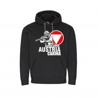 Hoodie Bundesheer Österreich Militär Republik Heer Bundeswehr Pullover#32019