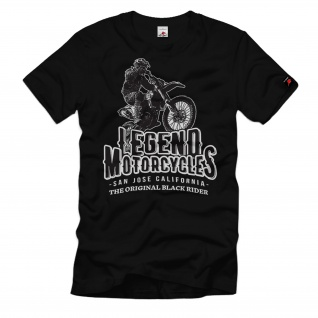 Legend Motorcycles Motocross Dirtbike Supercross Oldtimer MX Gear T-Shirt#33695