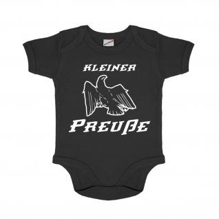 Baby Strampler kleiner Preuße Heimat Eltern Humor Spaß Spruch Druck Motiv #30654