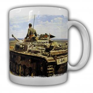 Tasse Kaffebecher Militär Wh Pionier mit Flammenwerfer Deutschland Osten#20951