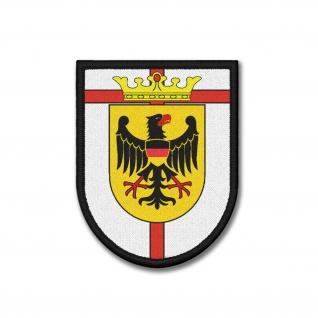 Patch HFüKdo Koblenz Wappen Bundeswehr Heeresführungs Kommando #37442