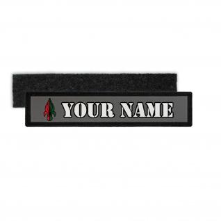 Namensschild Fremdenlegion légionnaire Personalisiert ID Frankreich#33974