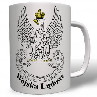 Polen Wojska Ladowe Luftlande Einheit Wappen Abzeichen Militär Polska #16676
