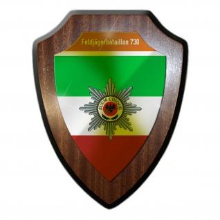 Wappenschild/Wandschild -FjgBtl 730 Feldjäger Feldjägerbataillon #14990