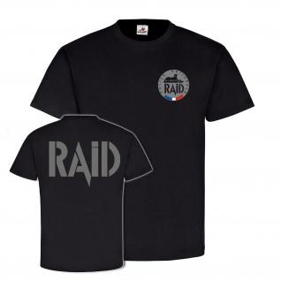 RAID Police Nationale France Frankreich Einheit Recherche Assistance #25664