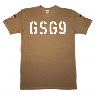 BW Tropen GSG9 Streitkräfte Grenzschutzgruppe´original Tropenshirt #14759
