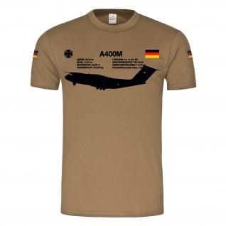 BW Tropen A400M A 400 M Bundeswehr Luftwaffe Kreuz Deutschland Flugzeug #18119
