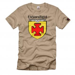 LwVersRgt 4 Luftwaffe Bundeswehr Wappen Logo Abzeichen Emblem #1424