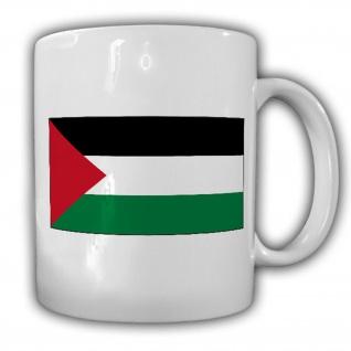 Staat Palästina Fahne Flagge Kaffee Becher Tasse #13849