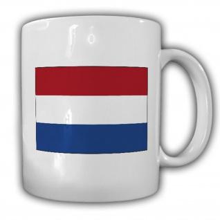 Königreich der Niederlande Flagge Fahne Koninkrijk Kaffee Becher Tasse #13828