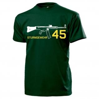 Sturmgewehr 45 Gerät 06 Wh Waffe StG 45 Gewähr Wk - T Shirt #14782