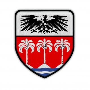 Patch / Aufnäher -Deutsch Samoa Wappen Kolonie Erster Weltkrieg #14988