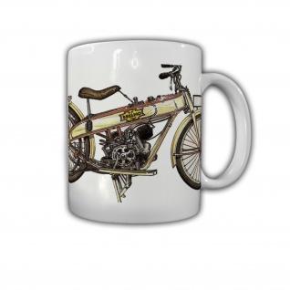 Bekamo Enduro Touring Bike Oldtimer Motorrad Rennsport - Tasse #26832
