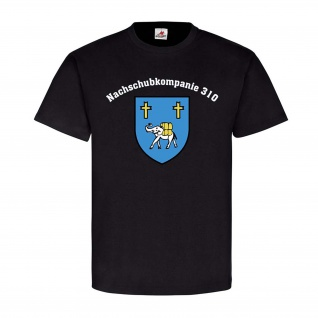 Nachschubkompanie 310 NschKp Wappen Abzeichen Bundeswehr #24064